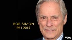 Simon ingresó a CBS en 1967 cubriendo manifestaciones en campus universitarios y disturbios en diferentes ciudades.