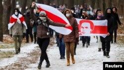 Минск, Беларусь. 13 декабря 2020 г.