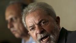 Lula da Silva é réu em mais um processo - 1:27