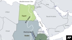 African Countries, Egypt Clash Over Nile Rights