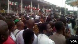 Rantsar da gwamnan jihar Imo Emeka Ihedioha