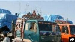 ادعای مسؤلیت حمله بر تانکر های ناتو توسط طالبان پاکستانی