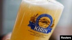 ဂ်ပန္ Kirin ဘီယာ။ (မတ္ ၂၊ ၂၀၁၂)