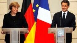 رهبران آلمان و فرانسه خواستار سرعت عمل در حل و فصل بحران بدهی های اروپا شدند