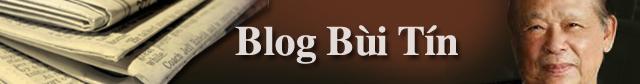 Bùi Tín blog
