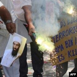 Osama bin Ladenning o'ldirilgani jahon bo'ylab tantana qilinmoqda