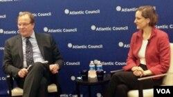 Энн Эпплбаум в Атлантическом Совете