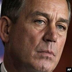 Kakakin majalisar wakilan tarayya dan jam'iyyar Republican, John Boehner