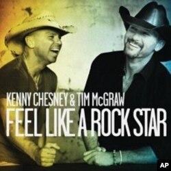 "Kenny Chesney & Tim McGraw's ""Feel Like A Rock Star"" CD"