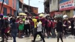 Ayiti: Manifestasyon Kont Sistèm Politik la ak Kont Pouvwa Jovenel Moïse la