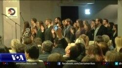 Korpusi i Paqes në Maqedoninë e Veriut