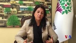 Hevpeyvîna Taybet ligel Hevseroka HDP'ê Pervîn Buldan