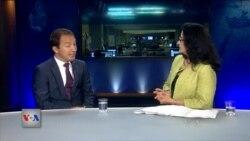 Intervistë me ambasadorin e Kosovës në SHBA, Akan Ismaili