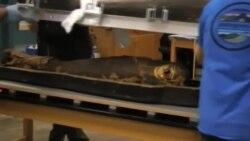 ترمیم مومیایی ۲۵۰۰ ساله مصری در شیکاگو