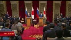Thượng đỉnh Nga-Nhật ký hợp đồng kinh tế, nhưng không ký hòa ước