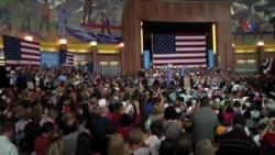 Klinton və Trampın son sorğularda reytinqləri