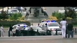 警察在国会大厦外打死女驾车人 当局继续调查其动机