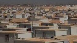 约旦艰难应付叙利亚难民危机
