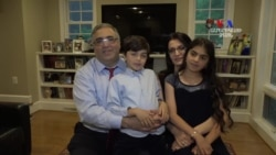 Արամ Համբարյանի ընտանիքը առաջնորդվում է, թե՛ ամերիկյան և թե՛ հայկական լավագույն ավանդույթներով