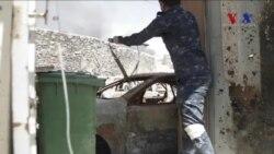 Musul'un Batısında Şiddetli Çatışmalar