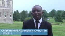 Christian Koffi Assiongbon Amoussou | Benin |