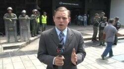 Venezuela: diputados acudieron hasta la Fiscalía