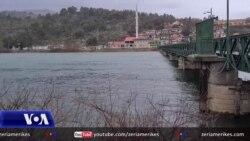 Rrezikohet përmbytja e zonave fushore në Shkodër dhe Lezhë