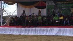 Grace Mugabe: Wena Charamba Yekela Okwenza kuHerald