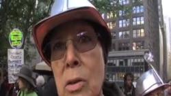 ნიუ იორკის მოსახლეობა მილსადენის წინააღმდეგ