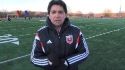 Kontrol Bola Kombinasi dan Teknik Tendangan Bebas - Belajar Bola, Mantap!