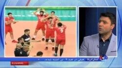 تیمهای ملی والیبال آمریکا و ایران در تهران به مصاف هم میروند
