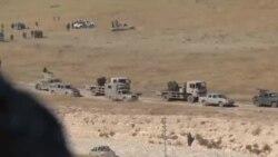نیروهای کرد عراق شهر سنجار را از داعش پس گرفتند