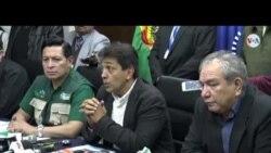 Ministro Hidrocarburos Bolivia denuncia ataque a instalaciones YPFB en Senkata
