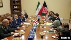 دبیر شورای عالی امنیت ملی جمهوری اسلامی گفته است که دولت افغانستان هم در جریان این ارتباط و گفتوگوها بوده است.