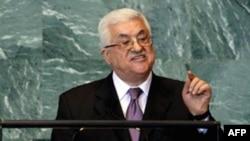 Mahmud Abbas Fələstin dövlətinin tanınması təklifini BMT-yə təqdim edib