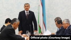 Senat raisi Nig'matilla Yo'ldoshev
