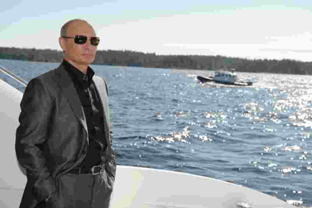 El primer ministro ruso, Vladimir Putin, expresó confianza en que triunfará en las elecciones presidenciales de este domingo 4 de marzo de 2012.