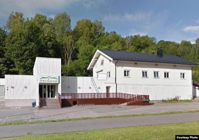 Sebuah mesjid di Norwegia (Foto: Courtesy)