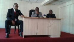 Interview with Combined Harare Residents Assn., Chair, Simbarashe Moyo