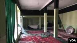 Herat Mosque Suicide attack