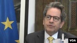 EU representitive in Afghanistan