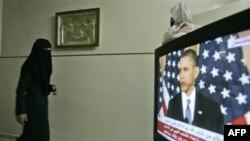 Промову Барака Обами щодо політики на Близькому Сході дивились далеко за межами США