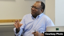 Mr. Keith Richburg is the director of the Journalism and Media Studies Centre at the University of Hong Kong. (Courtesy photo/Janell Sims)