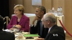 Obama Finds Support and Criticism on Europe Visit