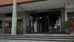 """Madridin """"Siesta & Go"""" barı insanların dincəlməsinə imkan yaradır"""