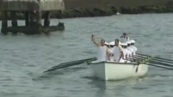 Олимпискиот факел пристигна во Рио