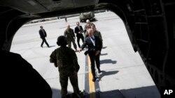 Міністр оборони США Джим Маттіс у Кабулі