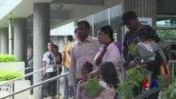 曾帮助斯诺登的难民在香港面临被遣返