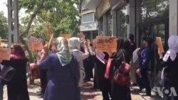 ادامه تجمعات اعتراضی مالباختگان موسسه کاسپین
