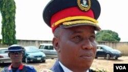 Kwamandan Sibil Defens na Nasarawa